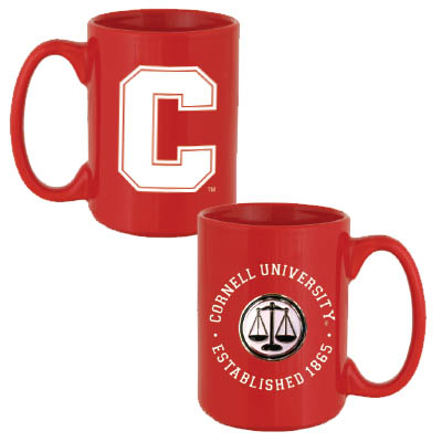 Medallion Collection Cancun Mug (RED)