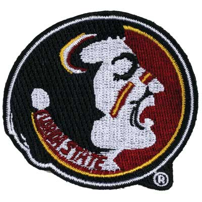 "4"" Embroidered Emblem"