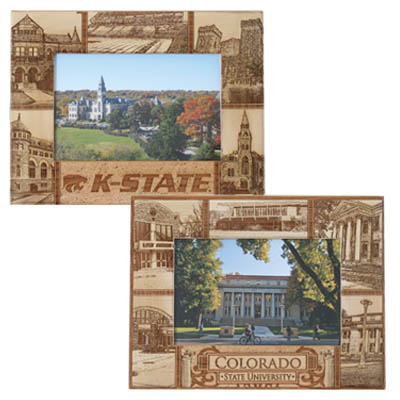 "Alderwood Collegiate Picture Frame (4"" x 6"")"