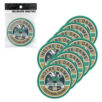 Pulp Board Round Coasters (10 pack)