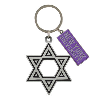 Star of David Key Tag