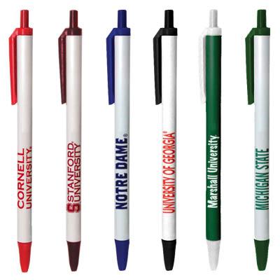 Bic Clic Stic Pen (4 Pack)