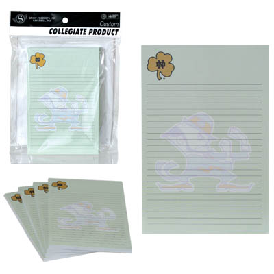 "4"" x 6"" Adhesive Note Pads (Pack of 4)"