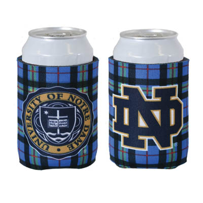 The Tartan Collection Collapsible Can Cooler
