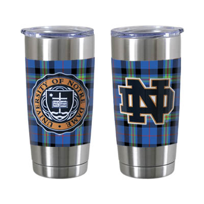The Tartan Collection Infinity Travel Tumbler