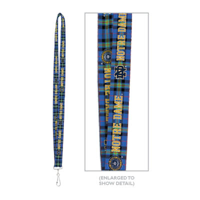 The Tartan Collection South Beach Lanyard