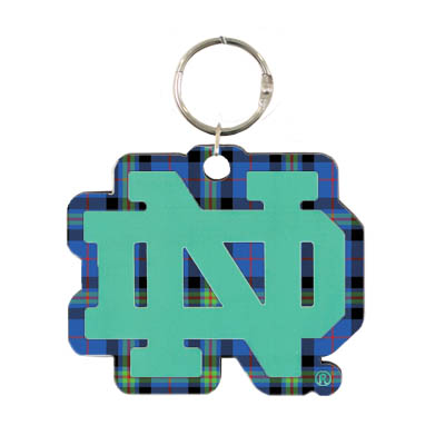 The Tartan Collection Key Tag