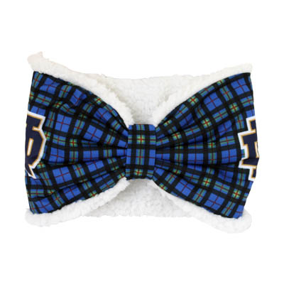 The Tartan Collection Sherpa Headband