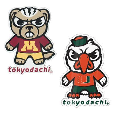 Tokyodachi® Shibuya Custom Magnet