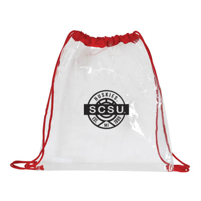 Game Day Drawstring Tote